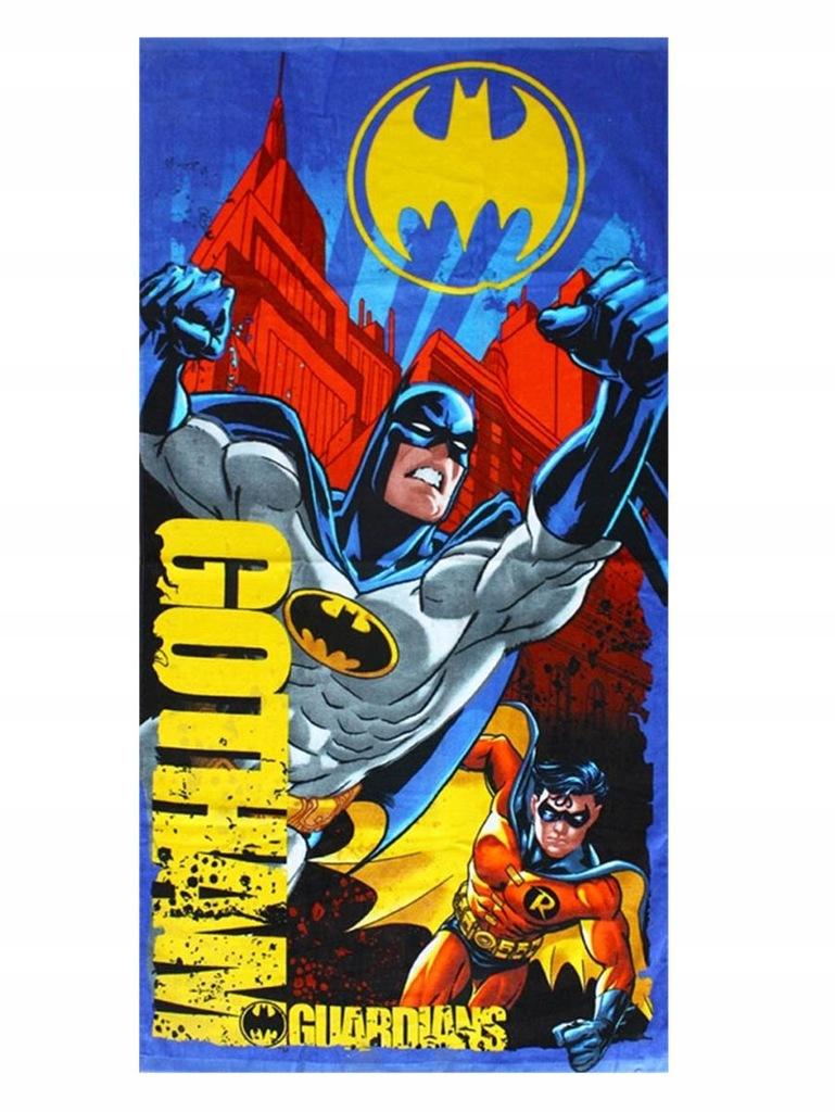 Ręcznik bawełniany 70x140 Batman Gotham