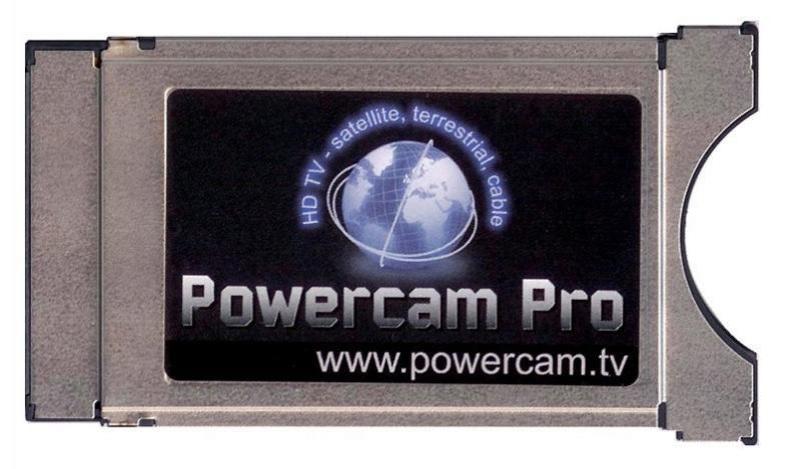 Moduł CI PowerCam Pro v5.2