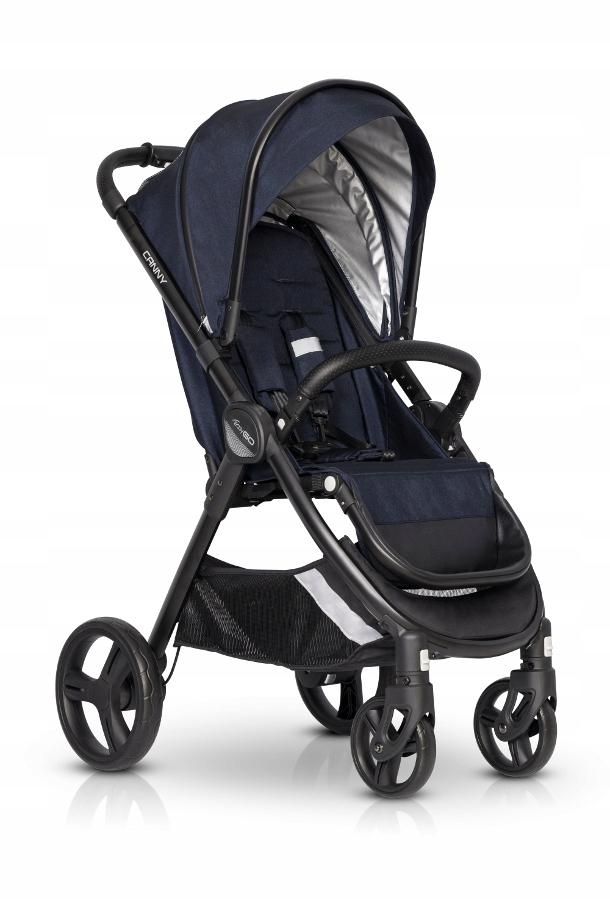 EASY GO Wózek spacerowy dziecięcy CANNY COSMIC B