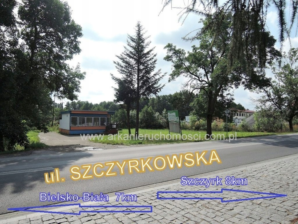 Na wynajem Wilkowice, bielski, 43,00 m²