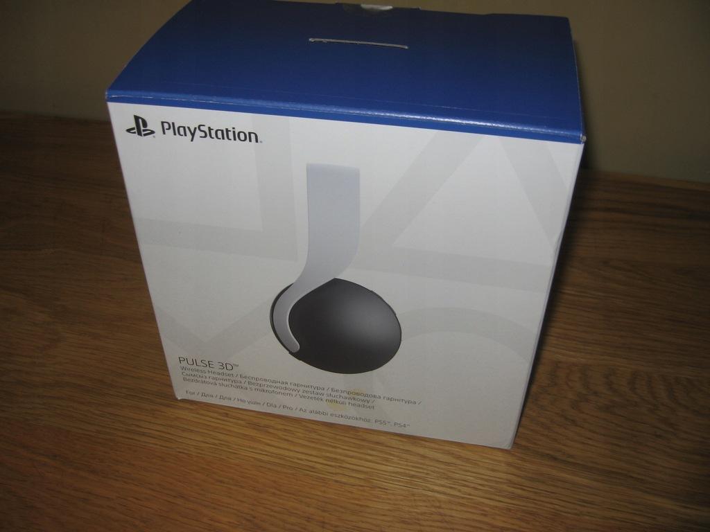 Słuchawki Sony Ps 5 PULSE 3D