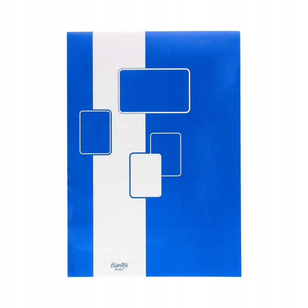 Blok biurowy Bantex A4 kratka 50 kartek 60g 10szt/