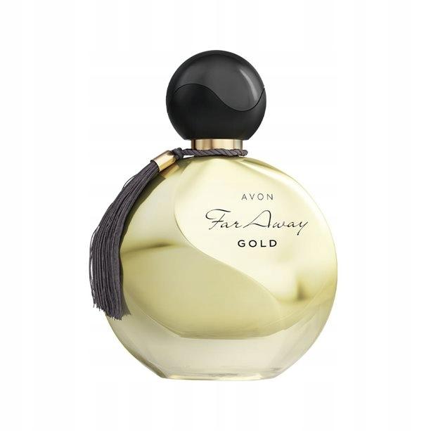 AVON Woda perfumowana Far Away Gold 50 ml