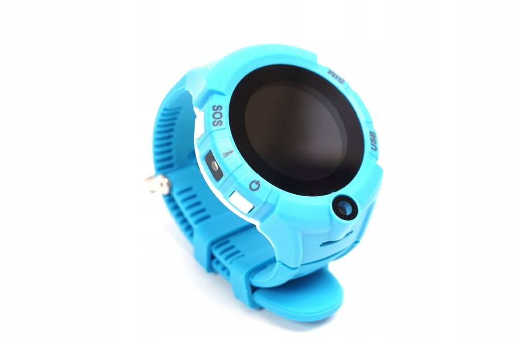 Zegarek Art Watch Phone Kids GPS Wi-Fi Niebieski