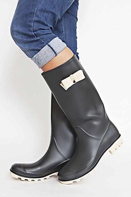 BOTKI buty KALOSZE OFICERKI matowe czarne 37