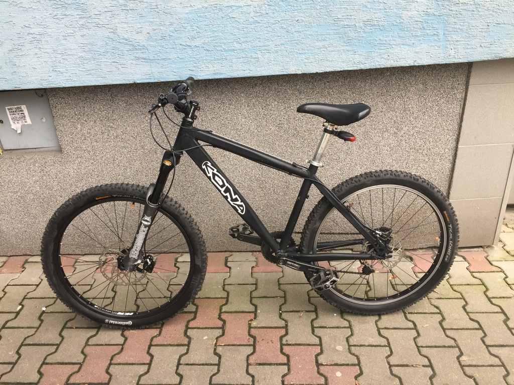 Rower Dual Freeride FR/DH Marzocchi Shimano