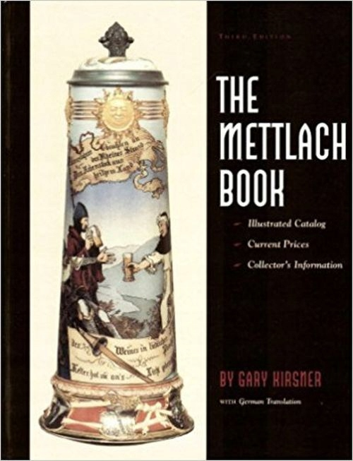 KSIĘGA METTLACHA The Mettlach Book Gary Kirsner