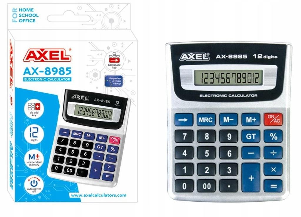 Kalkulator Axel AX-8985