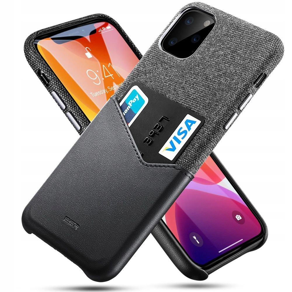 ESR Metro Wallet pokrowiec do iPhone 11 Pro Max