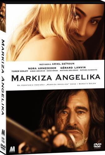 MARKIZA ANGELIKA DVD FOLIA Kino Francuskie