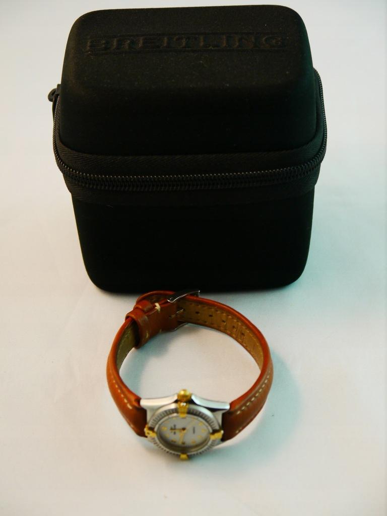 Breitling Callistino 80560 quartz LADY + etui