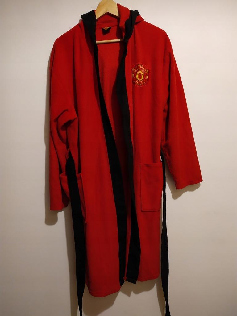 Męski szlafrok Manchester United FC S/M