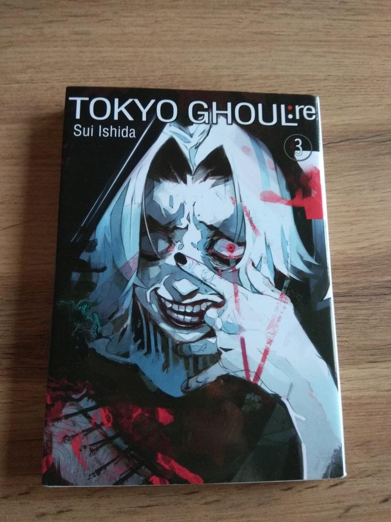 Tokyo Ghoul:re tom 3