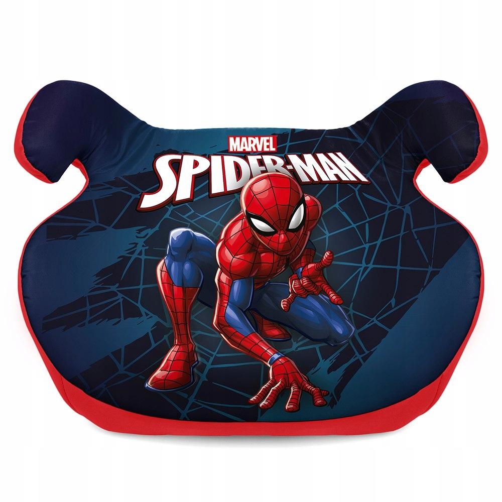 Siedzisko samochodowe Seven Spiderman 15-36 kg