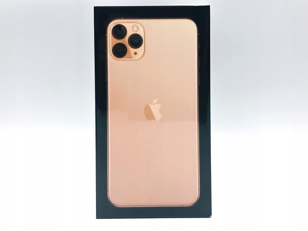 iPhone 11 Pro Max 64gb złoty gold od ręki 5450