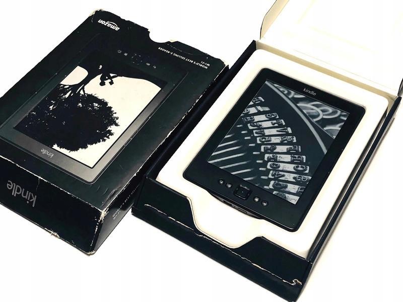IDEALNY Amazon Kindle 5 D01100 CLASSIC eBook eINK