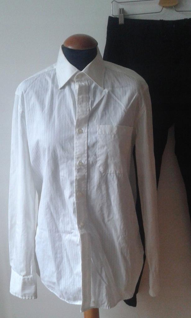 RESERVED City Line koszula męska biała 40