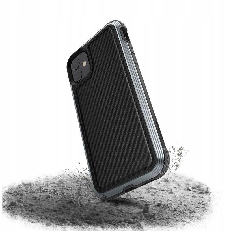 X-Doria Defense Lux - Etui aluminiowe iPhone 11 (D