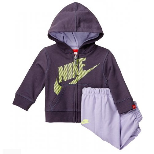 Komplet Nike HBR BF WARM UP INF 618188-512 18-24m