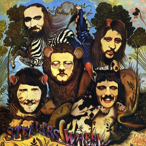 STEALERS WHEEL: STEALERS WHEEL [CD]