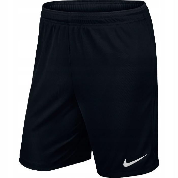 Spodenki krótkie męskie czarne Nike 725887 010 hic