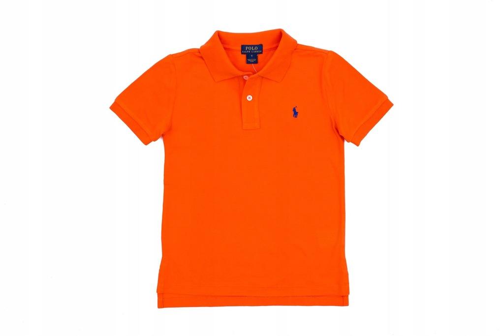 POLO Ralph kids Boys koszulka polo Logo rozm 6 lat