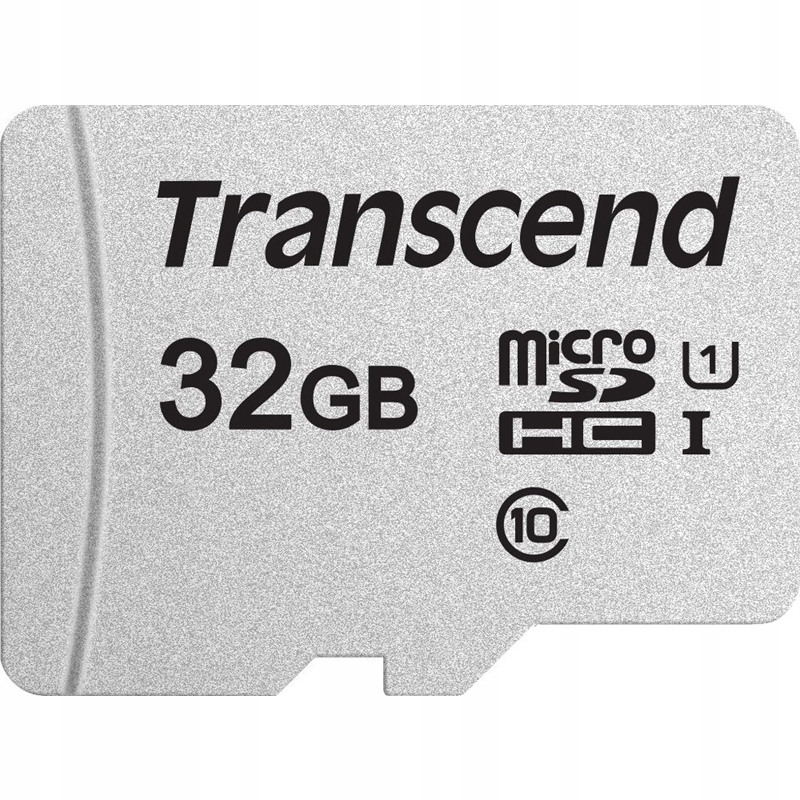 Transcend Memory - Karta pamięci 32 GB