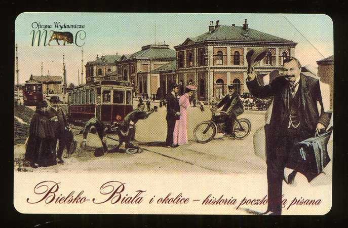 KARTA TELEFONICZNA - BIELSKO-BIAŁA - NOWA