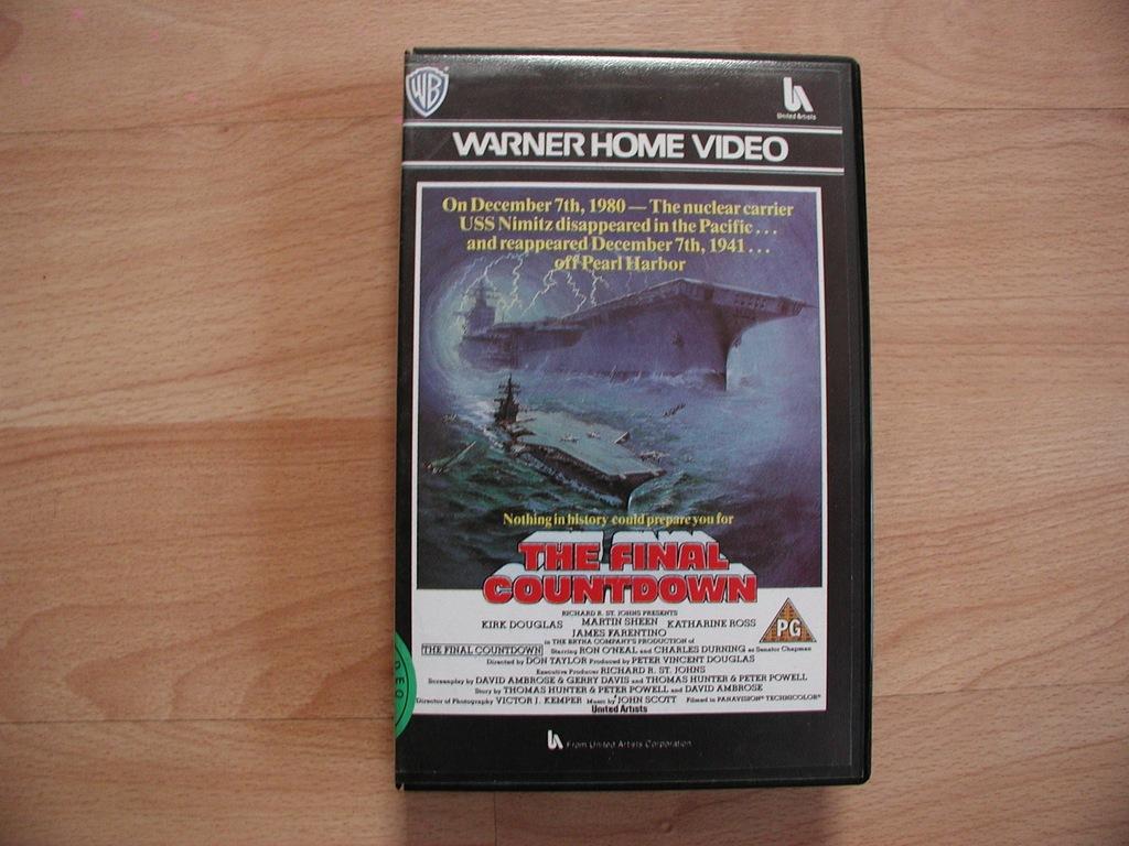 JESZCZE RAZ PEARL HARBOR (1980) VHS