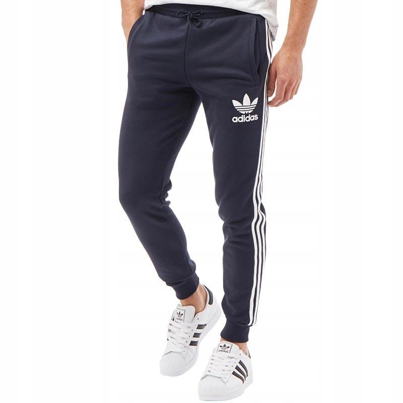 Adidas Originals Spodnie Dresowe Joggery Trefoil