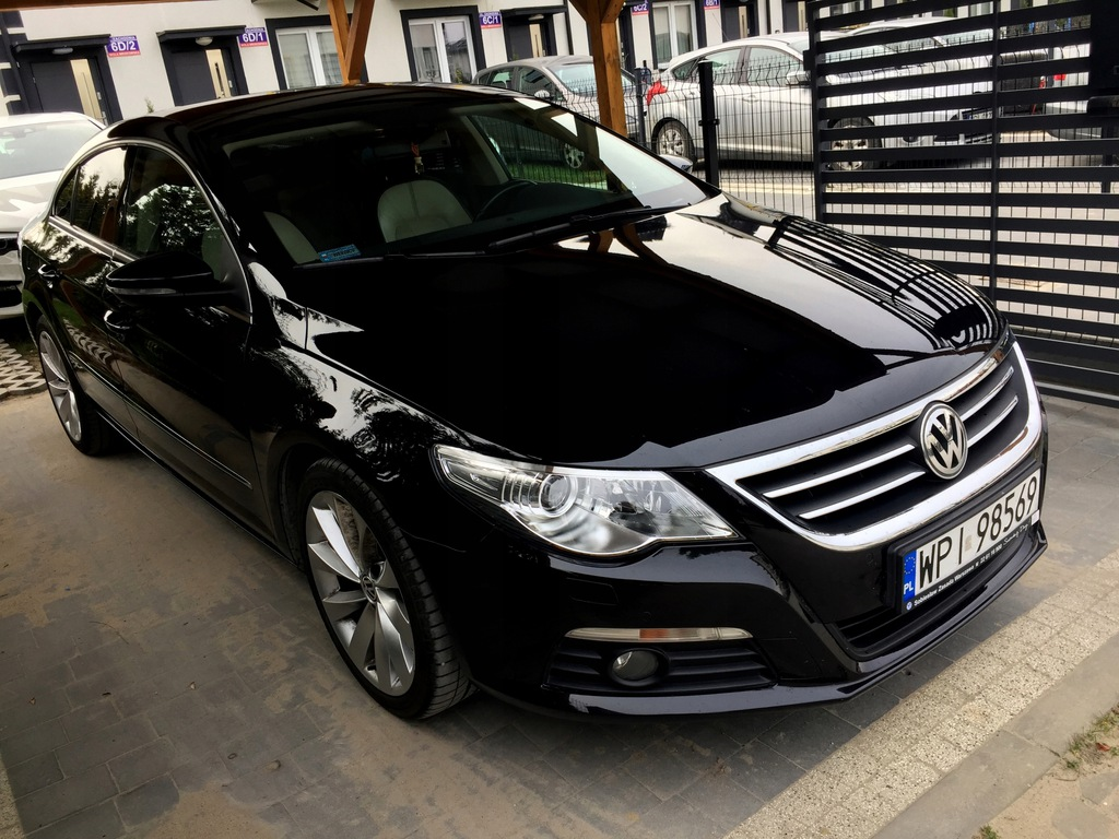 Volkswagen Passat Cc 2 0 Tdi Navi Salon Pl 8644518756 Oficjalne Archiwum Allegro