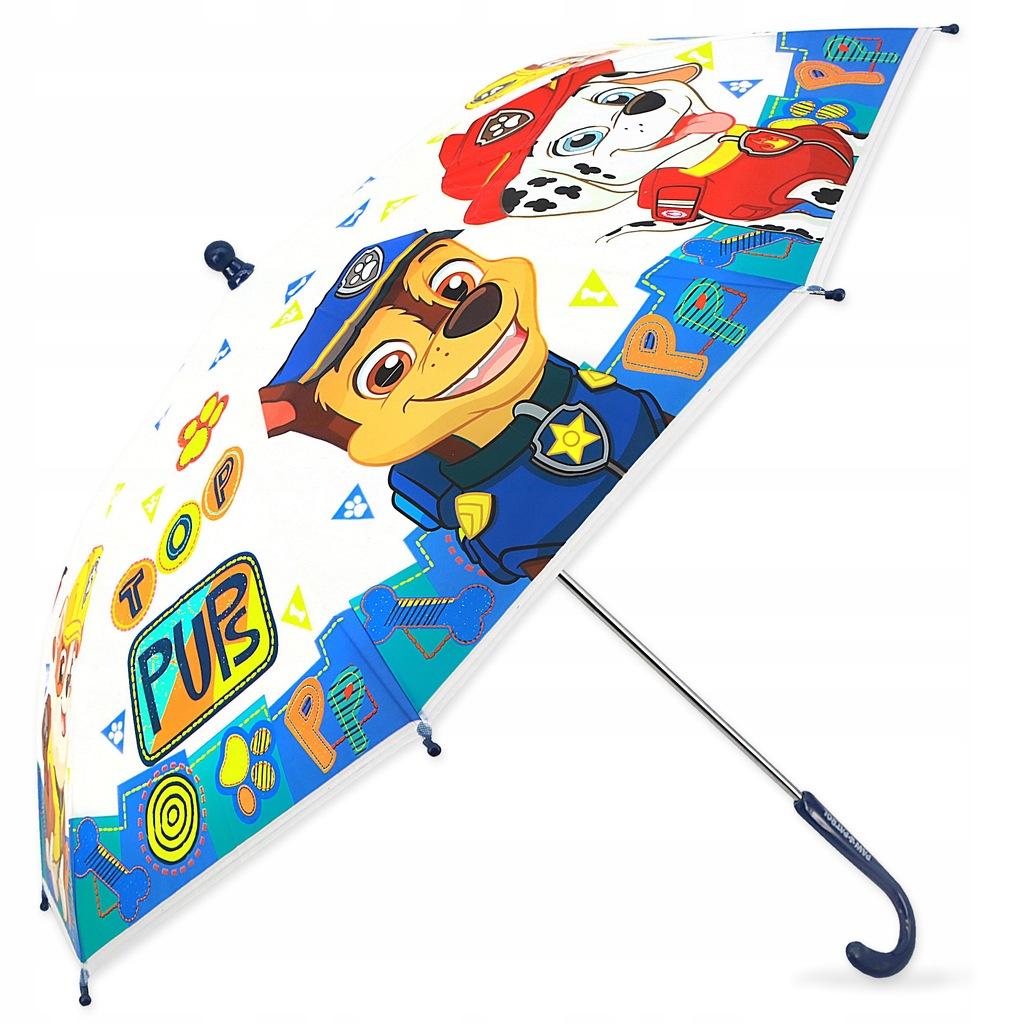 Parasol dla dziecka Psi Patrol PAW 80cm