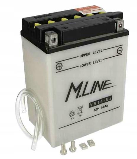Akumulator z elektrolitem Honda XRV750 Africa-Twin