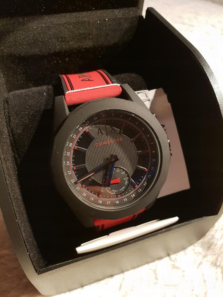 Armani Exchange Smartwatch Hybrid AXT1005 nowy