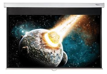 Ekran Ręczny 84 Cali OPTOMA DS-9084PMG+