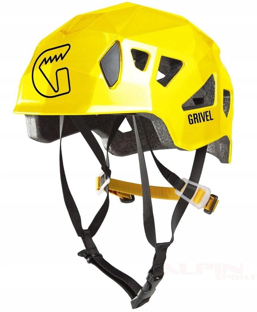 Kask GRIVEL Stealth (kolor: yellow)