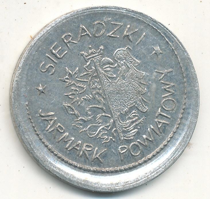 Sieradzkie Bractwo Kurkowe śred.22,5 aluminium