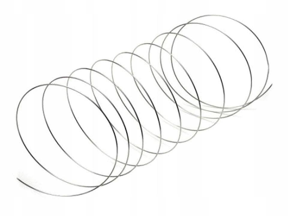 Drut do wyrobu bransoletek 5, 5 cm 2 jakość 1000g
