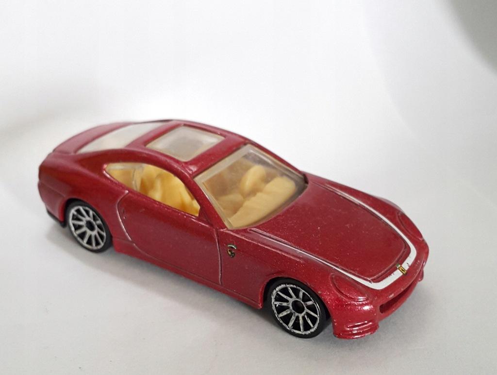 Hot Wheels Ferrari 612 Scaglietti 7899975057 Oficjalne Archiwum Allegro