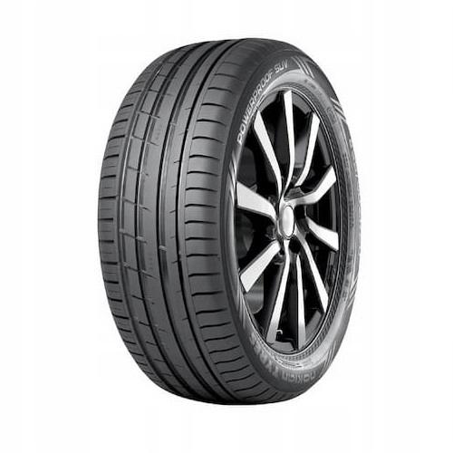 1x Nokian Powerproof SUV 255/55R19 111W XL 2021