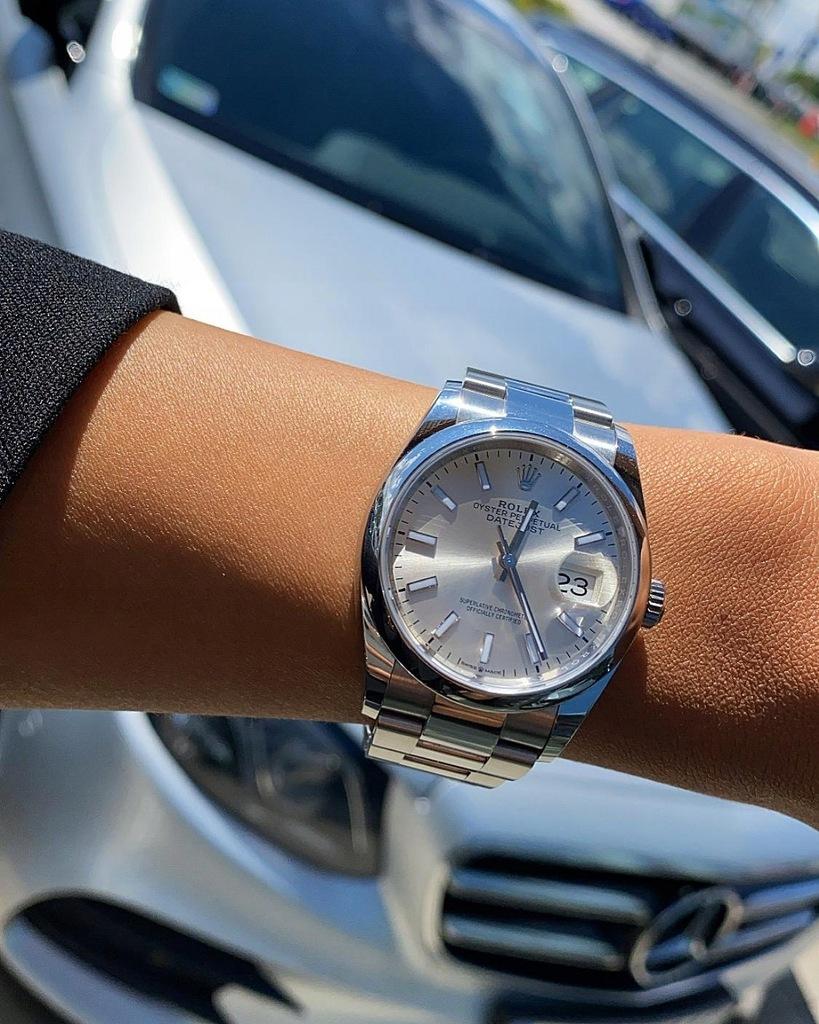 Rolex Datejust 36mm Polska Dystrybucja 2019 rok