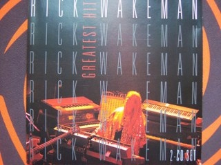 RICK WAKEMAN ~ GREATEST HITS (2xCD)