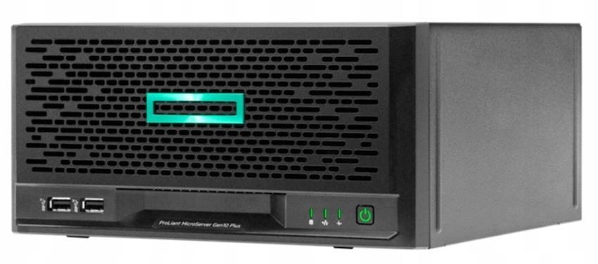 Hewlett Packard Enterprise Serwer Micro Gen10+
