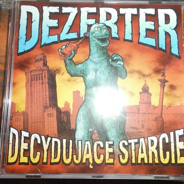 Decydujące Starcie- wyd. 2001r - Dezerter