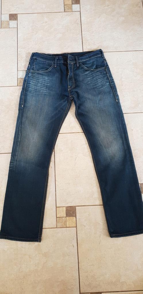 Spodnie jeans Levis W34 L32