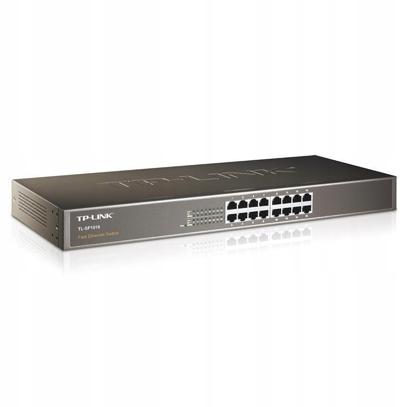 Switch TP-LINK TL-SF1016 (16x 10/100Mbps)