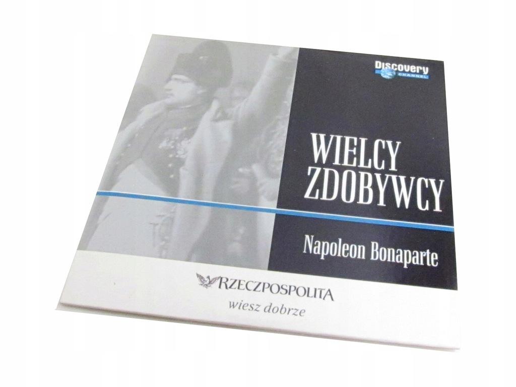 Wielcy zdobywcy Napoleon Bonaparte CD