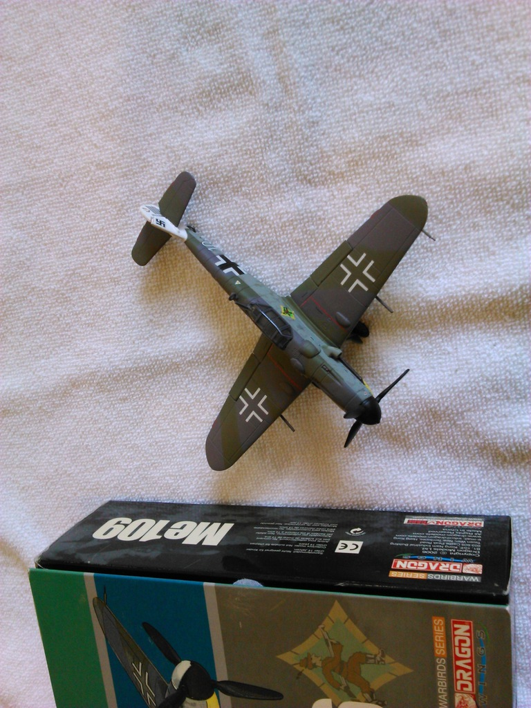 Me 109G-6 Dragon