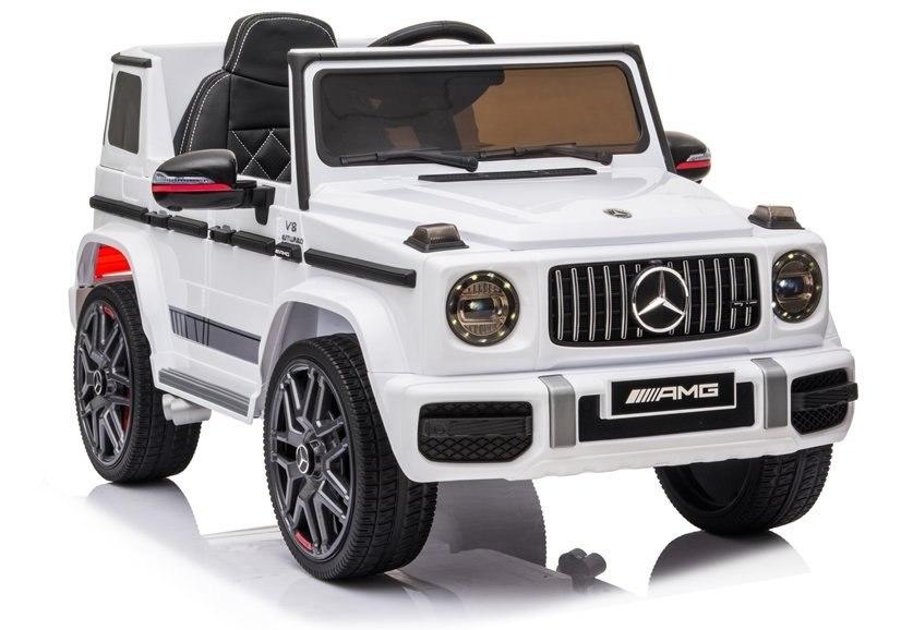 Auto na Akumulator Mercedes G63 AMG Biały