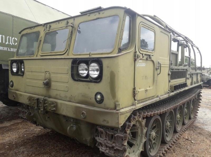 Ciągnik artyleryjski ATS-59 Nowy z Magazynow USSR